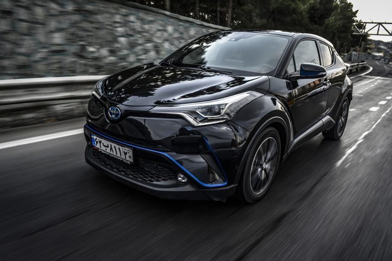 toyota chr tuning bodyfence cover