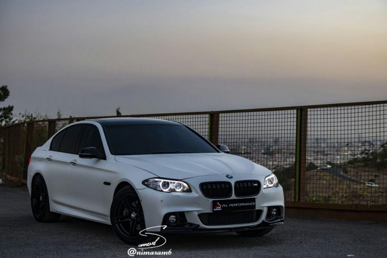 bmw f10 bodykit cover tunng sport